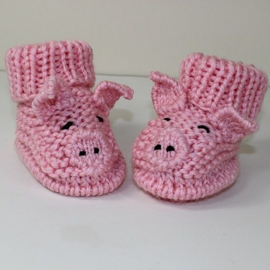 Toddler Piggy Boots