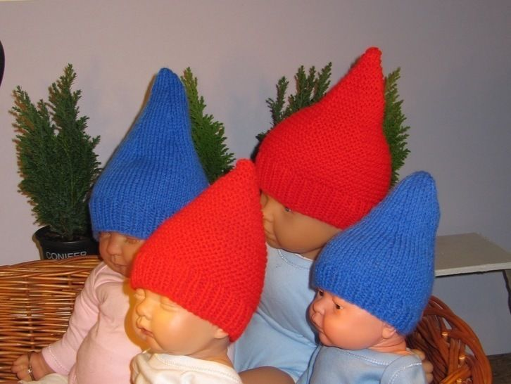 Baby Gnome Hats