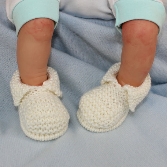 Baby Simple Slippers