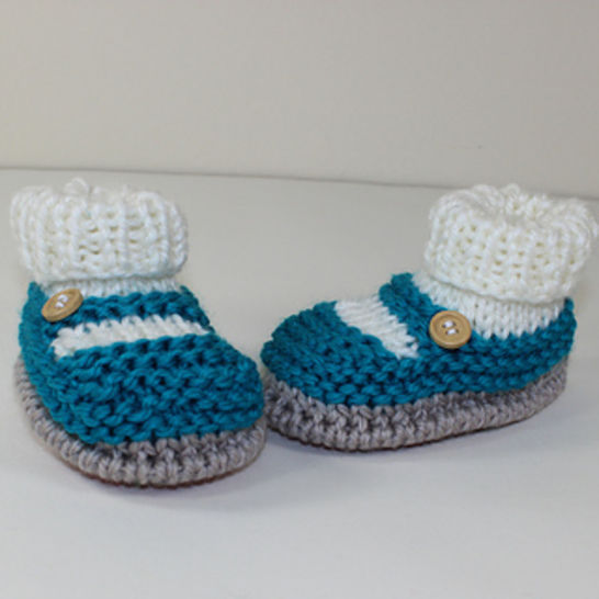 Toddler Chunky Sock and Shoe Slippers