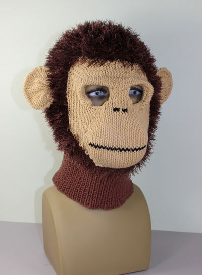 Monkey Mask Balaclava