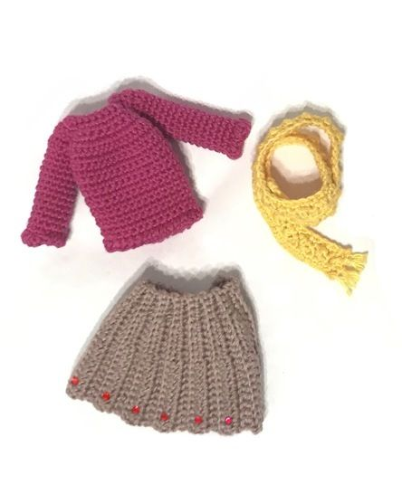 Sofy Doll with winter outfit