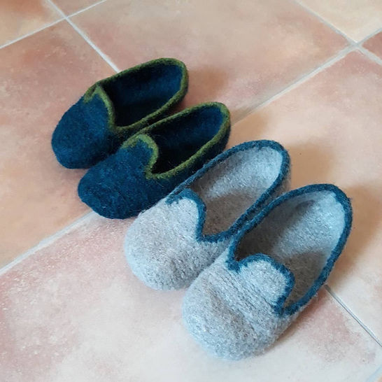 Chaussons !