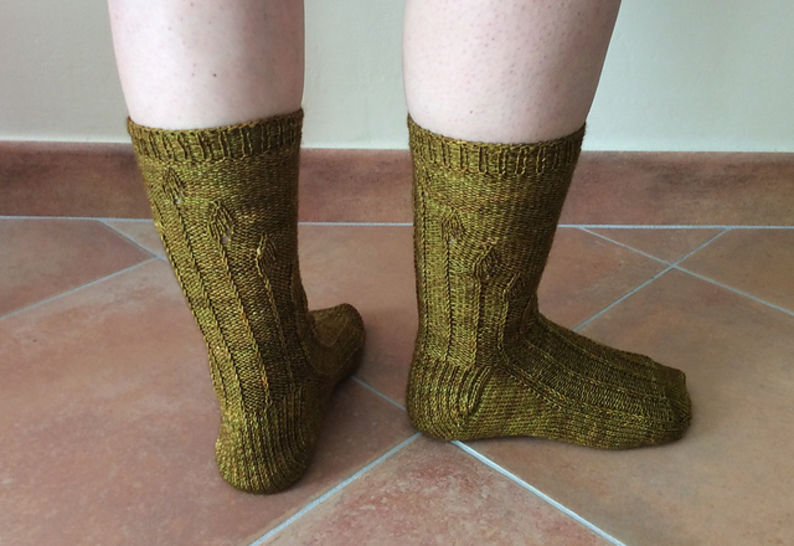 Ceres' feet - chaussettes