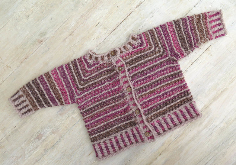 ' Gently Does It' Cardigan