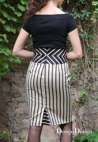 PDF Sewing  pattern Eboo skirt Gina with instructions