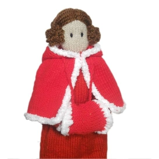 Milly Doll at Christmas Outfit