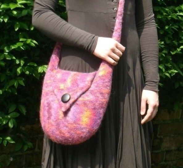 Emma Bag- Knitting Pattern
