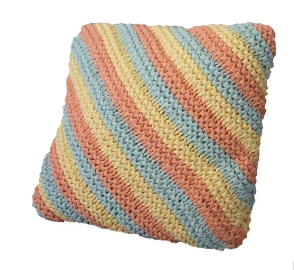 Candy Coloured Cushions