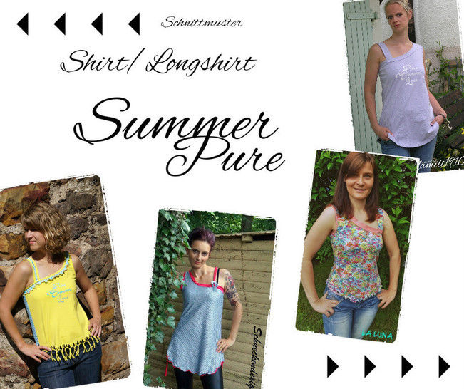 "Shirt ""SummerPure"""