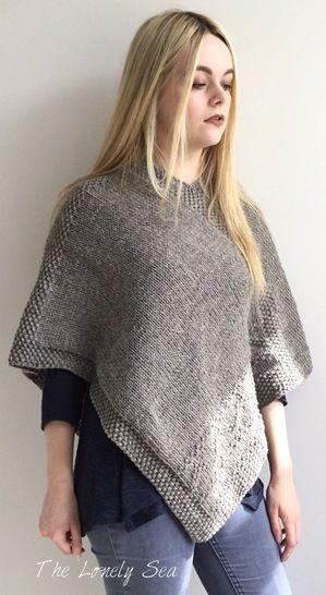Jules Poncho - 2 Adult sizes