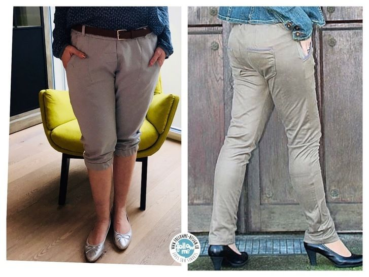 eBook Norma Jill - Tapered Fit Pant - die Hose mit Style