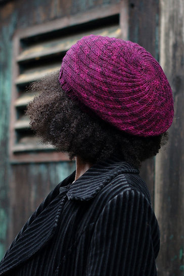 Elsica beret - knitting pattern