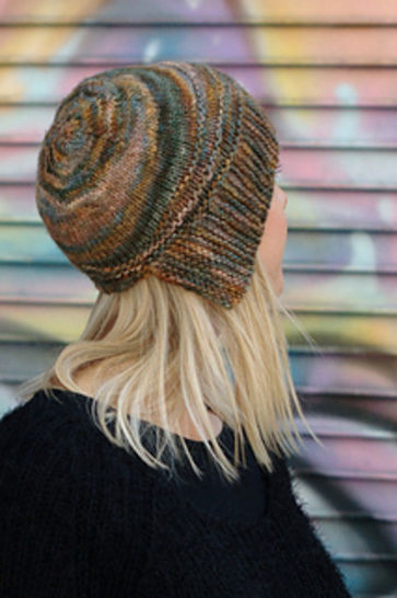 Quoin beanie - knitting pattern