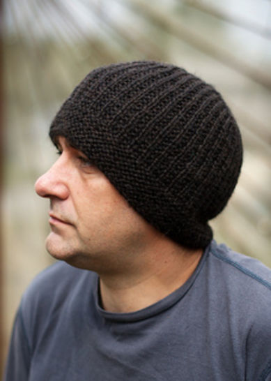 Geko beanie - knitting pattern