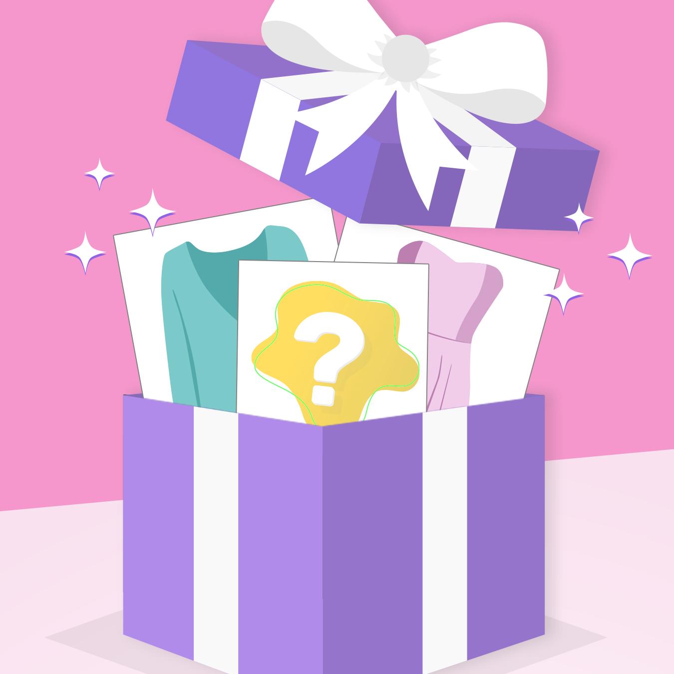Damen Mystery Paket