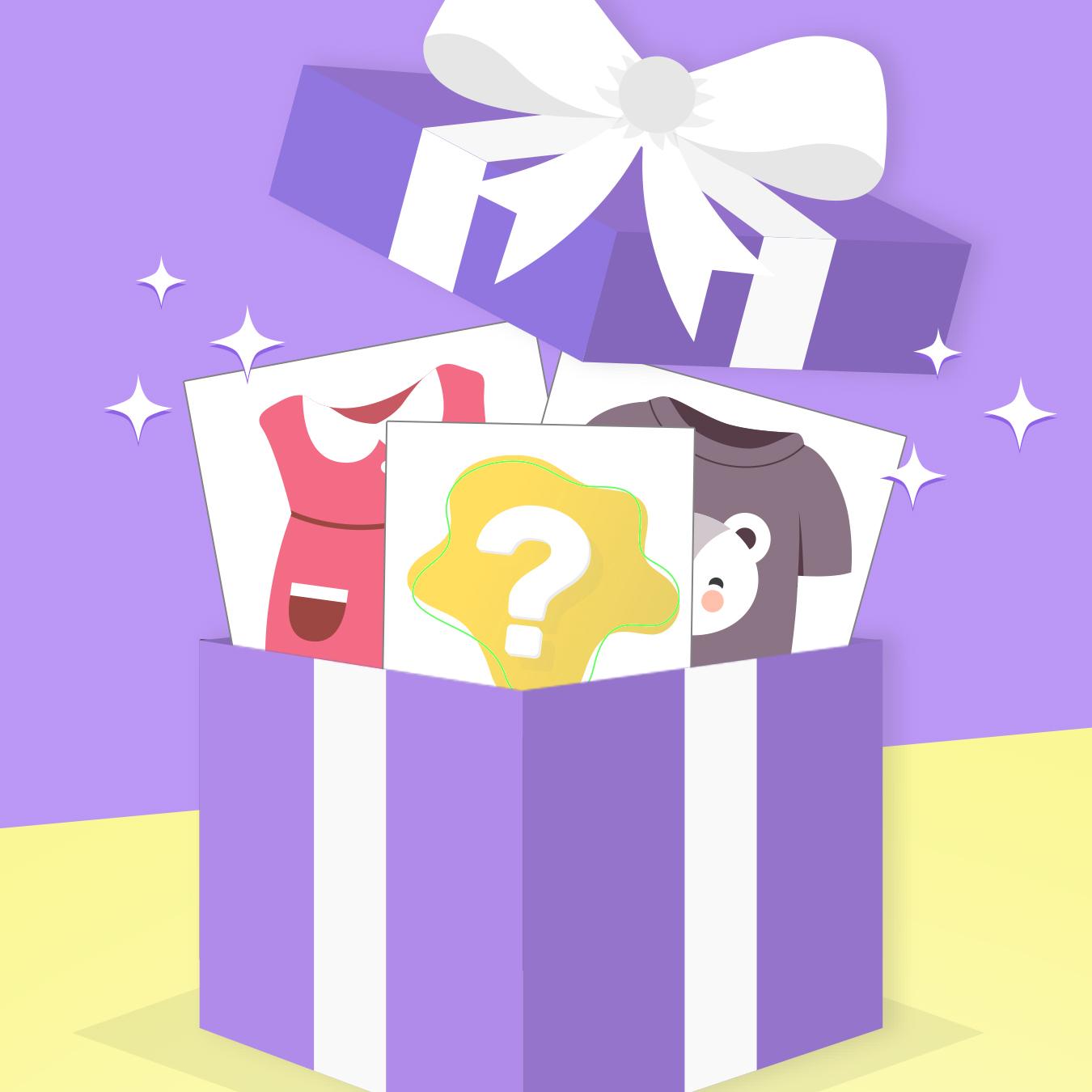 Kinder Mystery Paket