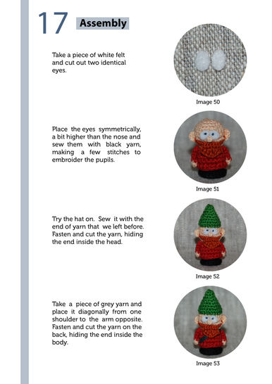 Crochet Pattern of Butters and Underpants Gnome by AradiyaToys