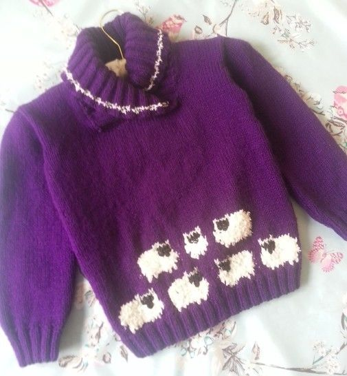 Sheep Sweater
