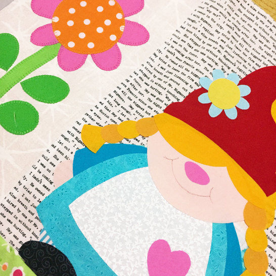 Home Sweet Gnome - Quilt Pattern