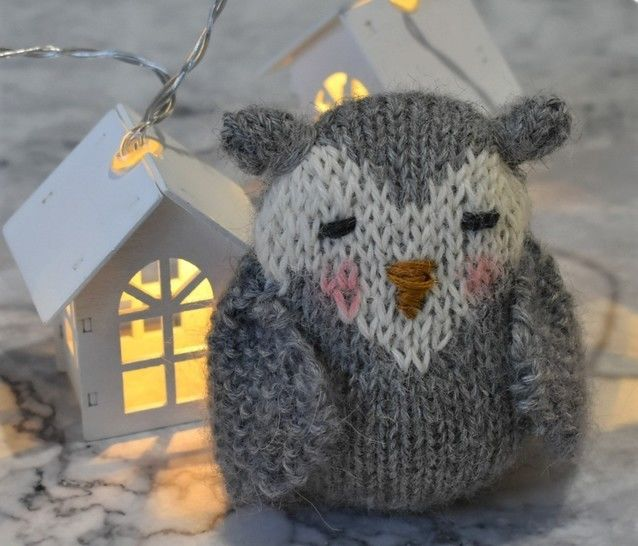 Owl Woodland Collection