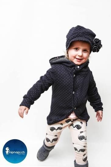 Ebook MINI-NEESHA Jacke/Sweatjacke Gr. 62/68 bis 146/152