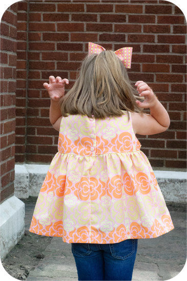 The Wunderschön Dress and Top PDF Sewing Pattern