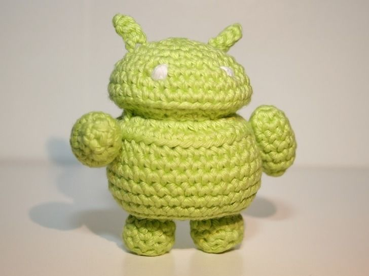Android - Crochet Pattern