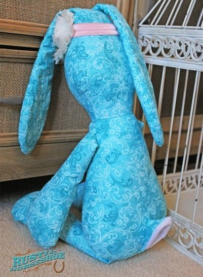 Bunny Rag Doll Toy Rabbit