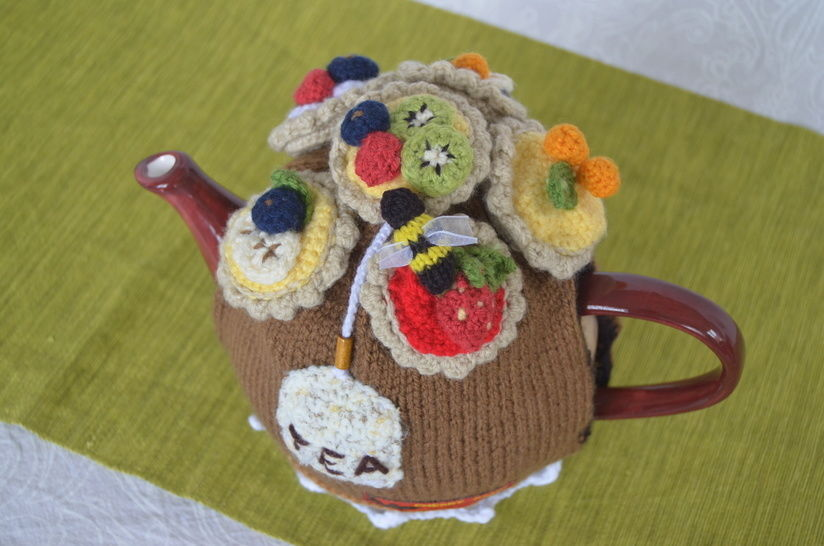 Tartlet Tea Cosy Pattern (en)