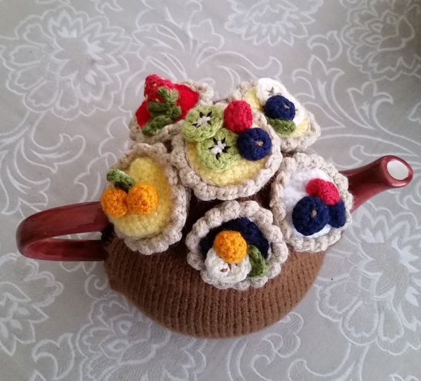 Tartlet Tea Cosy Pattern