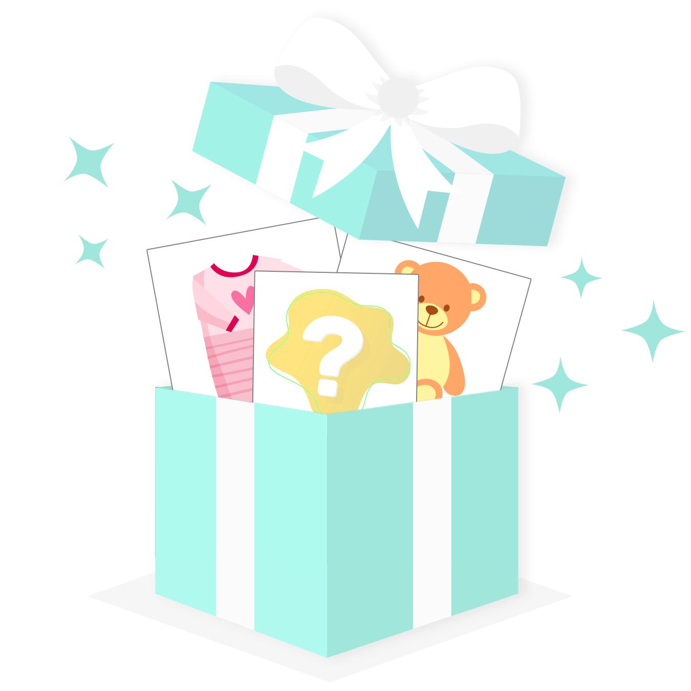Baby & Kleinkinder Mystery Paket