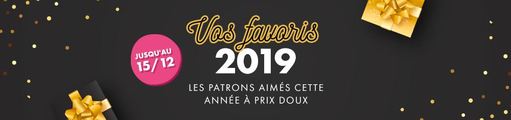 Vos favoris 2019