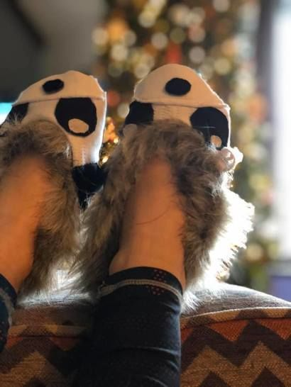 Treehouse Slippers