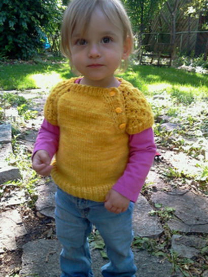 HINE is a girl - Jumper - Knitting