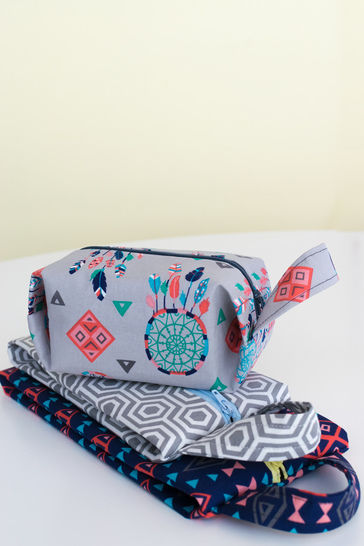 The Toer Bag Sewing Pattern, 3 sizes