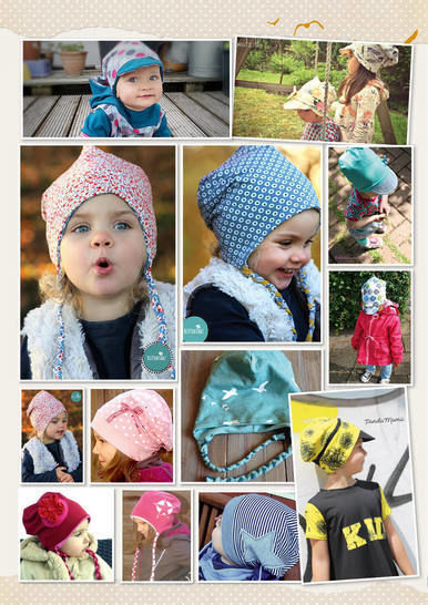 Lybstes. Beanie E-Book Schnittmuster