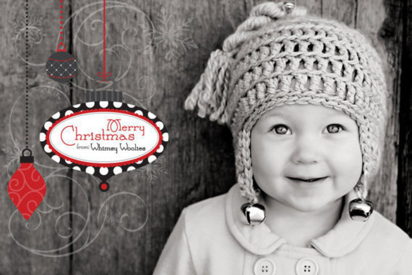 Crochet Hat Pattern Christmas JINGLE BELL ROCK
