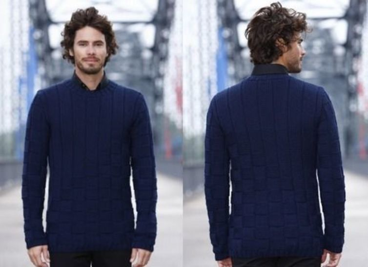 Adam Pull homme - tricot