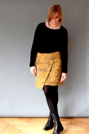 SKIRT ANTONINA