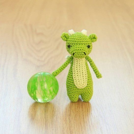 Crochet a Toothless and His Girlfriend Light Fury – These Are The ... | 546x546