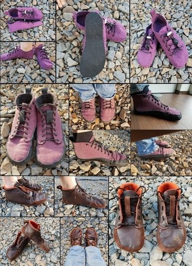 Bigtaps ~ barefoot shoes sewing pattern adults (EU 35-52)