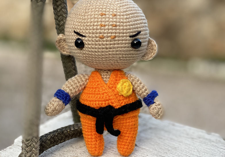 Crochet patterns free amigurumi anime 24+ Ideas : Crochet patterns ... | 546x783