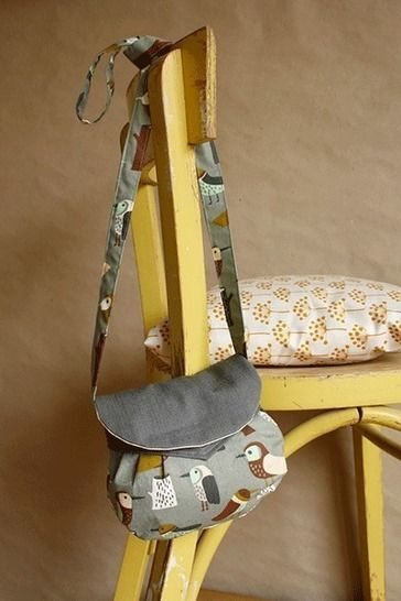 Handbag SUE in two sizes sewing pattern and instructions
