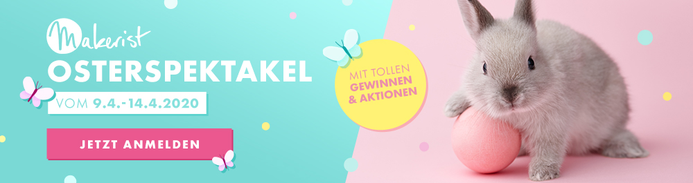 Makerist Osterspektakel