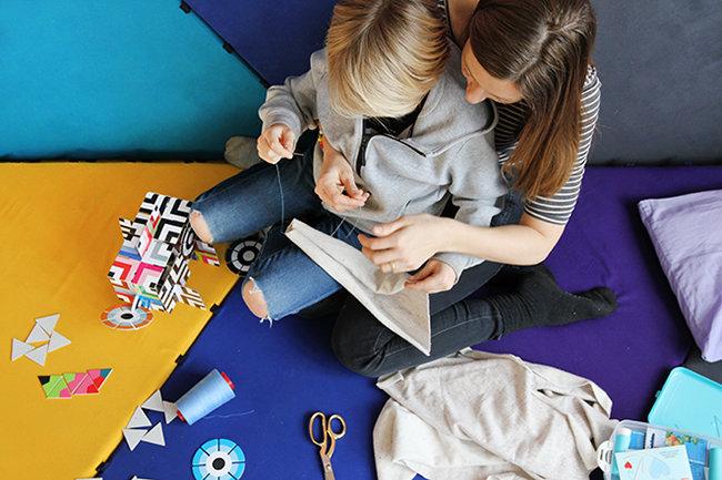 10 Tipps zun Nähen mit Kindern