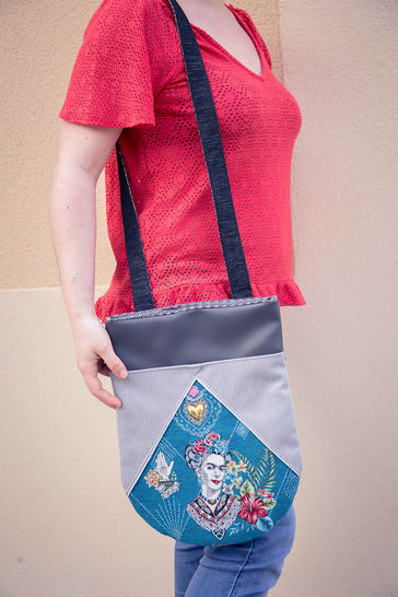 Le sac Emy -taille 3 (2 variations incluses)