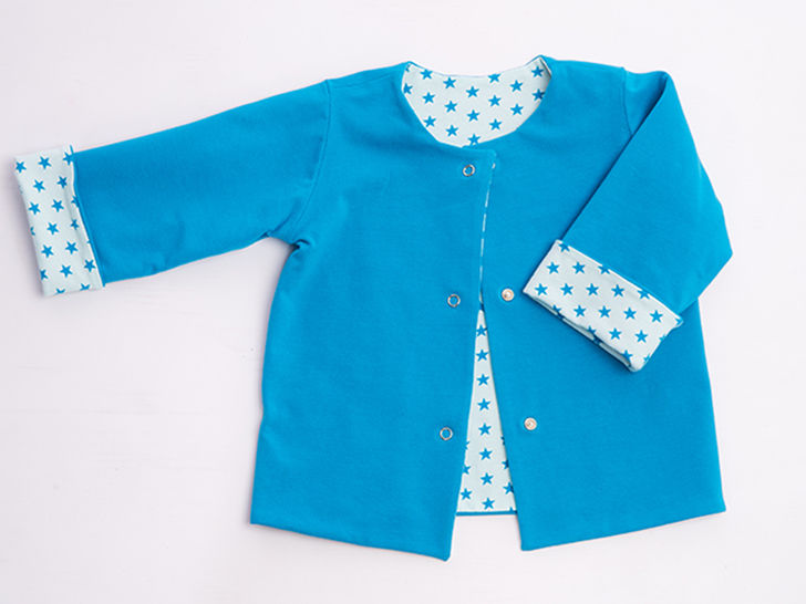 Baby jacket, overall and beanie bundle for toddler