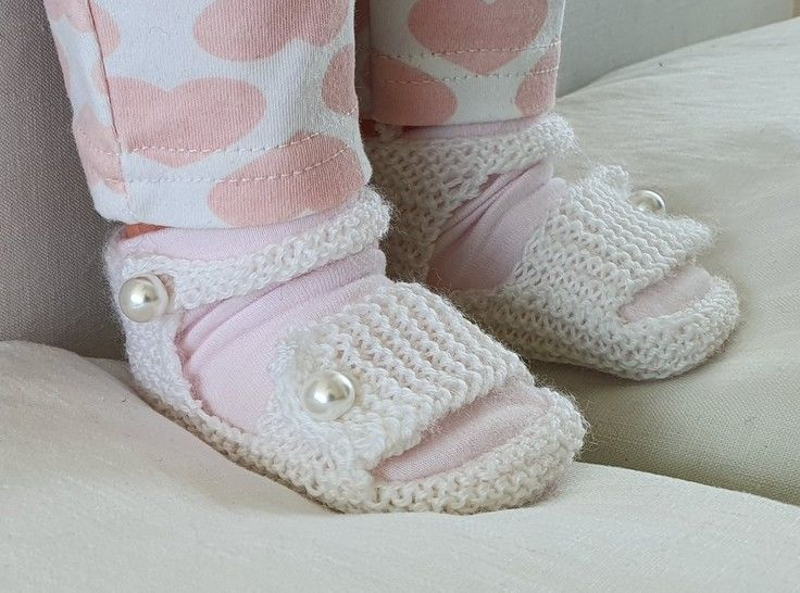 Baby sandals with ankle and foot straps - Miranda
