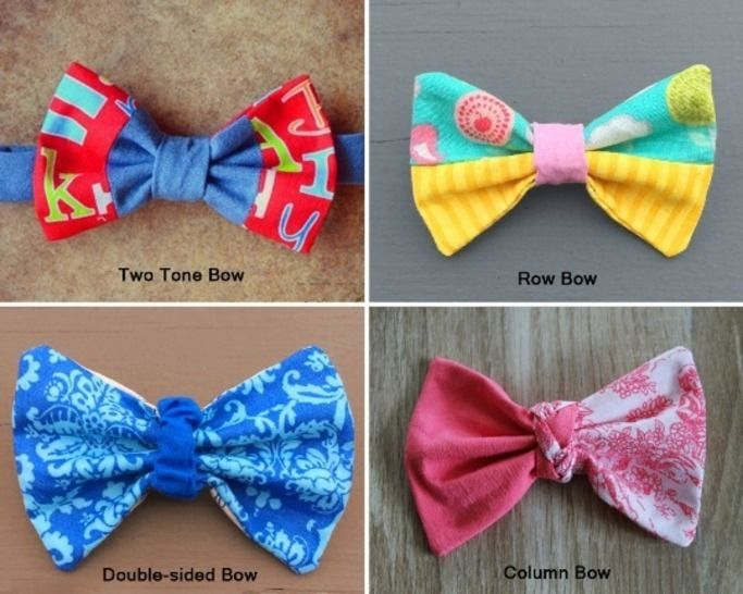 Knots and Bows PDF Pattern